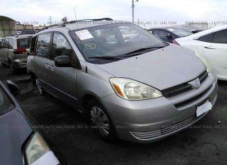 Toyota Sienna CE 2004
