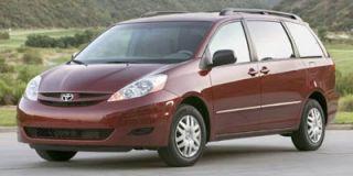 Toyota Sienna LE 2006