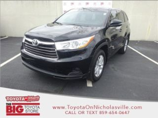 Used 2014 Toyota Highlander LE in Nicholasville, Kentucky