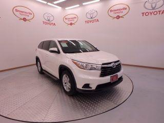 Toyota Highlander LE 2015