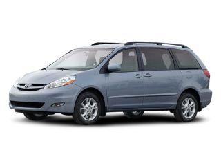 Toyota Sienna XLE Limited 2008