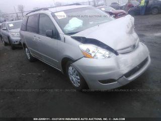 Toyota Sienna CE 2008