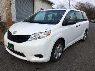 Toyota Sienna L 2014