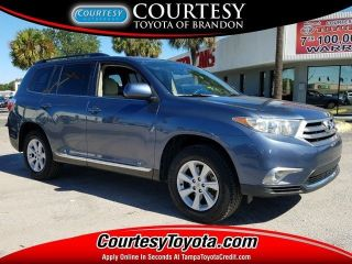 Used 2012 Toyota Highlander in Tampa, Florida