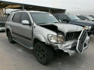 Toyota Sequoia SR5 2003