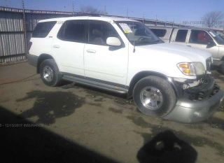 Toyota Sequoia SR5 2002