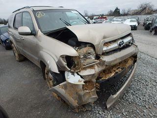 Toyota Sequoia SR5 2005