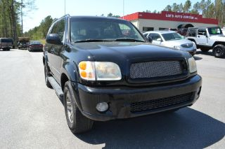 Toyota Sequoia Limited Edition 2004