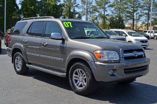 Toyota Sequoia Limited Edition 2007