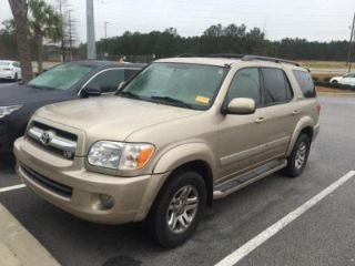 Toyota Sequoia Limited Edition 2006