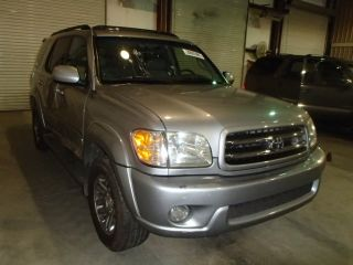 Toyota Sequoia Limited Edition 2002