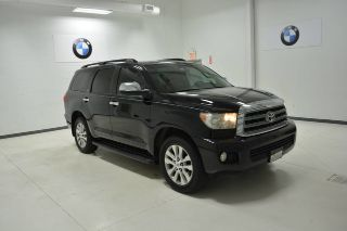 Toyota Sequoia Limited Edition 2008