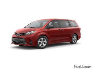 Toyota Sienna L 2018