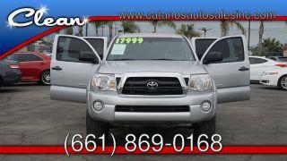 Toyota Tacoma PreRunner 2007