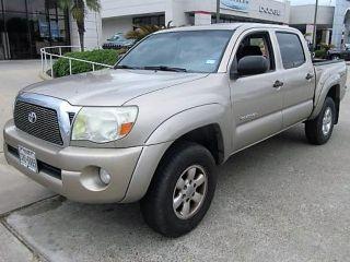 Toyota Tacoma PreRunner 2008