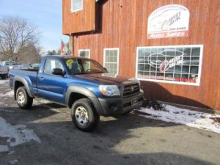 Used 2006 Toyota Tacoma Base in White River Junction, Vermont