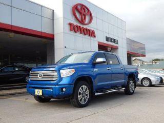 Used 2016 Toyota Tundra Platinum in Rockwall, Texas