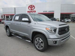 Toyota Tundra Platinum 2018