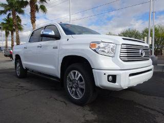 Used 2016 Toyota Tundra Platinum in Las Vegas, Nevada
