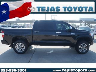 Used 2016 Toyota Tundra Platinum in Humble, Texas
