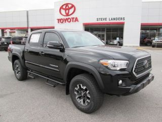 New 2018 Toyota Tacoma TRD Off Road in Rogers, Arkansas