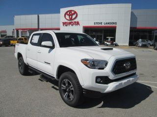 New 2018 Toyota Tacoma TRD Sport in Rogers, Arkansas