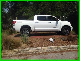 Used 2008 Toyota Tundra Limited Edition in Dickinson, Texas