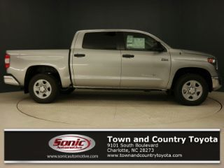 Used 2018 Toyota Tundra SR5 in Charlotte, North Carolina