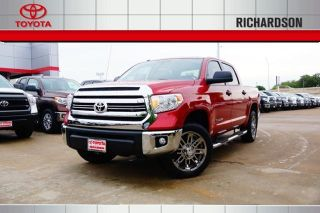 Used 2016 Toyota Tundra SR5 in Richardson, Texas
