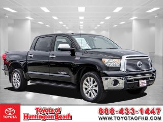 Toyota Tundra Limited Edition 2013