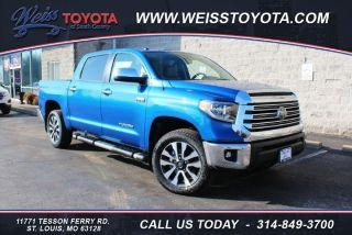 Used 2018 Toyota Tundra Limited Edition in Saint Louis, Missouri