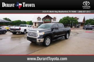 Used 2014 Toyota Tundra Limited Edition in Weatherford, Texas