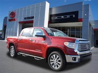 Used 2016 Toyota Tundra Limited Edition in Lumberton, North Carolina