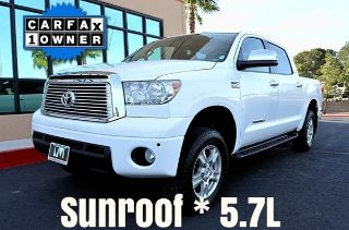 2012 Toyota Tundra Limited Edition