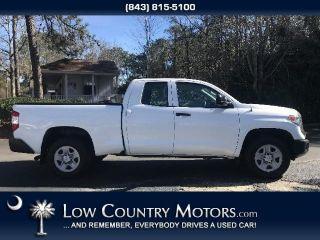 Used 2016 Toyota Tundra SR in Bluffton, South Carolina