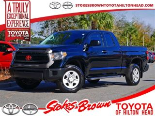 Used 2016 Toyota Tundra SR in Bluffton, South Carolina