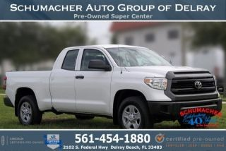 Used 2016 Toyota Tundra SR5 in Delray Beach, Florida