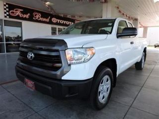 Used 2016 Toyota Tundra SR in Richmond, Texas