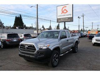 Toyota Tacoma SR 2016