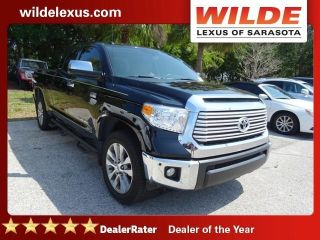 Toyota Tundra Limited Edition 2016