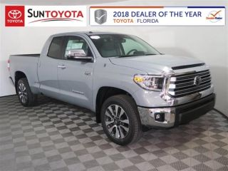 Used 2018 Toyota Tundra Limited Edition in Holiday, Florida
