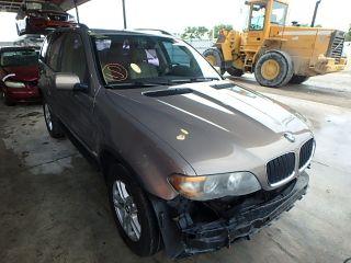 BMW X5 3.0i 2004