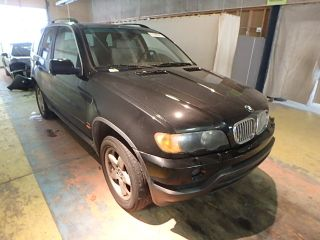 Used 2002 Bmw X5 44i In Indianapolis Indiana