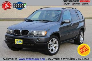 Used 2002 Bmw X5 44i In Whitman Massachusetts