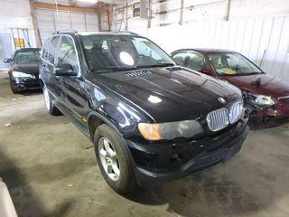 BMW X5 4.4i 2002