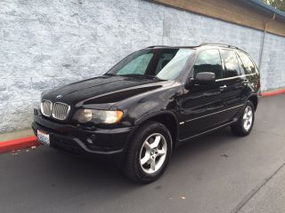 Used 2002 Bmw X5 44i In Seattle Washington