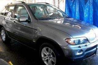 BMW X5 4.4i 2004