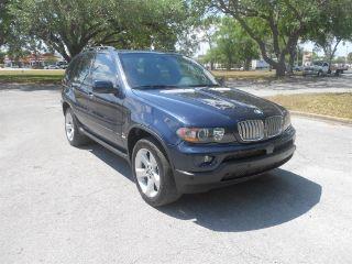 Used 2006 Bmw X5 4 4i In Orlando Florida
