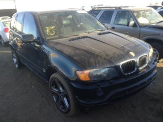 BMW X5 4.6is 2002