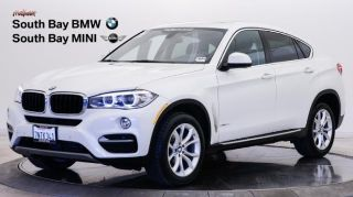 BMW X6 sDrive35i 2016